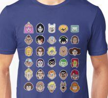 Five Man Band Unisex T-Shirt