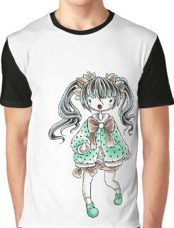 Mint Dollie Graphic T-Shirt