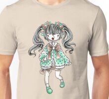 Mint Dollie Unisex T-Shirt