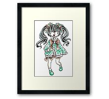 Jinny Dollie Framed Print