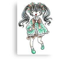 Jinny Dollie Canvas Print