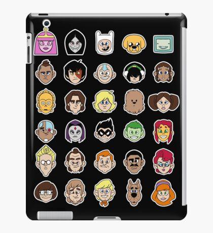 Five Man Band iPad Case/Skin