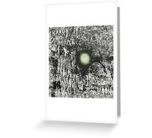 Bark at the Moon Greeting Card