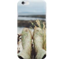 Wellies iPhone Case/Skin