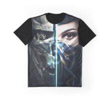 Dishonored 2 - Corvo/Emily Graphic T-Shirt