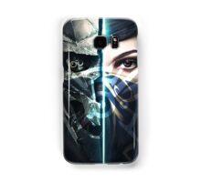 Dishonored 2 - Corvo/Emily Samsung Galaxy Case/Skin