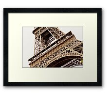 Eiffel Tower 1 Framed Print