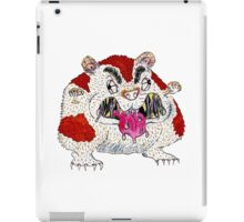 Hangry Hamster iPad Case/Skin