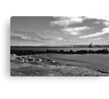 Coquille Lighthouse No. 2 Canvas Print