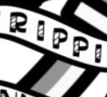 Trippin Sticker