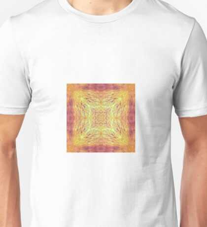 Digital Crochet Unisex T-Shirt