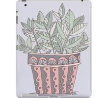 Potted Plant iPad Case/Skin