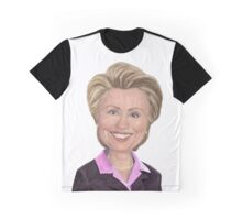 Hillary Clinton Meme - Crooked Hillary Graphic T-Shirt
