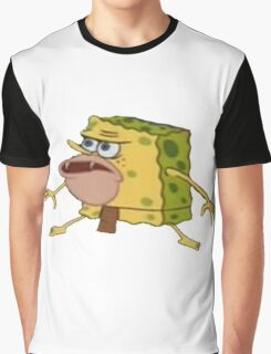 Spongegar Meme Graphic T-Shirt