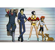 Usual Suspects Cowboys Photographic Print