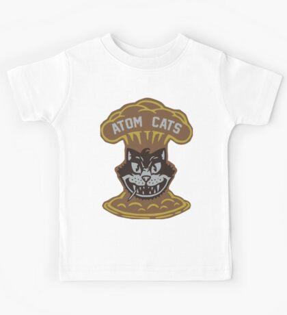 ATOM CATS Kids Tee