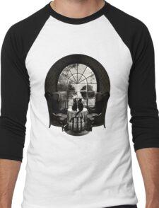 Room Skull Men's Baseball ¾ T-Shirt