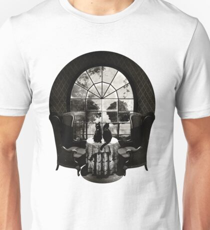Room Skull Unisex T-Shirt