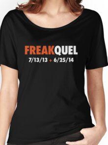 Freakquel Women's Relaxed Fit T-Shirt