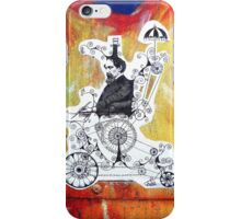 dickens on the street iPhone Case/Skin