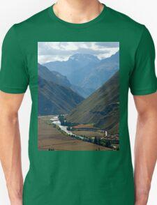 Urubamba River Valley T-Shirt