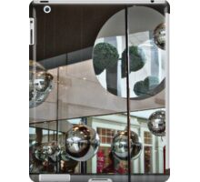 Magic with Globes and Mirrors iPad Case/Skin