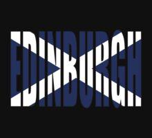 Edinburgh. Baby Tee