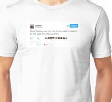 Walls of Jericho Unisex T-Shirt