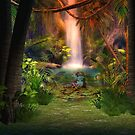 TROPICAL PARADISE by Tammera
