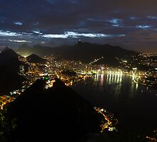 Rio@night by jmath