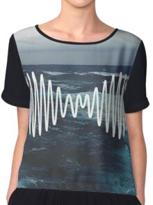 Arctic Monkeys Chiffon Top