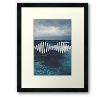 Arctic Monkeys Framed Print