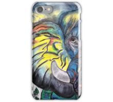 Elephant in the Room iPhone Case/Skin