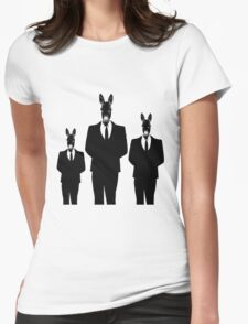 DONKEY' S FAMILY Womens Fitted T-Shirt