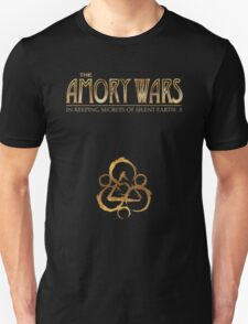 the amory wars in keeping secrets of silent earth 3 - coheed and cambria Unisex T-Shirt
