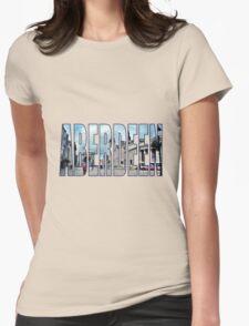 Aberdeen Womens Fitted T-Shirt