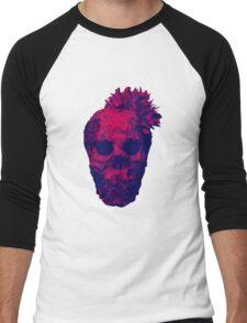 Beautiful Skulls Men's Baseball ¾ T-Shirt