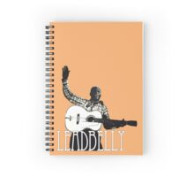Leadbelly Spiral Notebook