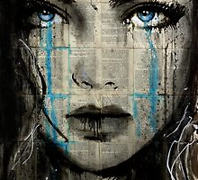 blue ivory by Loui  Jover