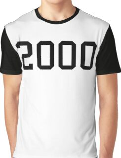 2000 Graphic T-Shirt