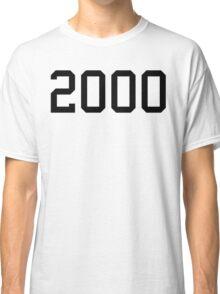 2000 Classic T-Shirt