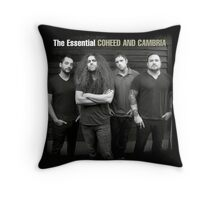 the essential - coheed and cambria Throw Pillow