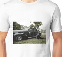 Classic Caddy And Cool Lace Boots Unisex T-Shirt