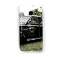 Classic Caddy And Cool Lace Boots Samsung Galaxy Case/Skin