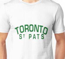 Toronto St Pats 1919-22 Defunct Hockey Team Unisex T-Shirt