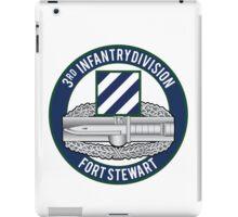 3rd Infantry CAB iPad Case/Skin