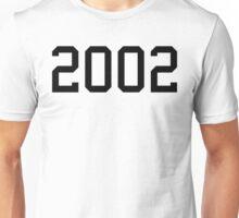 2002 Unisex T-Shirt