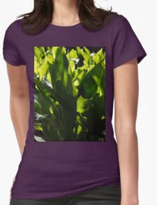 The Beauty of nature & Lighting -Macro Womens Fitted T-Shirt