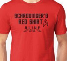 Schrodinger's Red Shirt Unisex T-Shirt