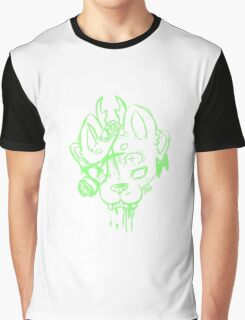 Toxic Creature Graphic T-Shirt
